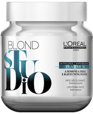 L'Oreal Blond Studio Platinium Pasta Decolorante Sin Amoniaco 500ml